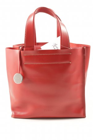 Furla Carry Bag dark red elegant