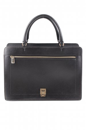 "Furla Borsa con manico ""Like M Top Handle Onyx"" marrone-nero"