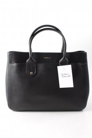 "Furla Carry Bag ""Mediterranea M Tote Onyx"" black"