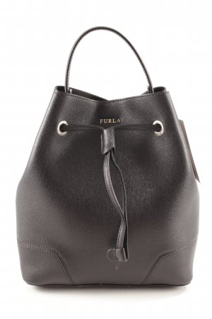Furla Carry Bag black simple style
