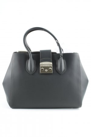 Furla Carry Bag black brown elegant