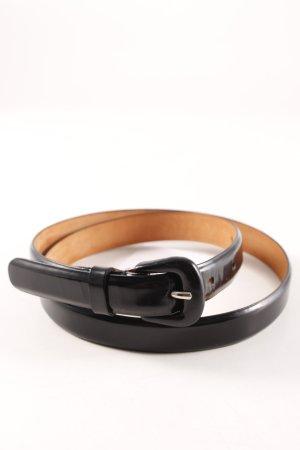 Furla Ledergürtel schwarz Elegant