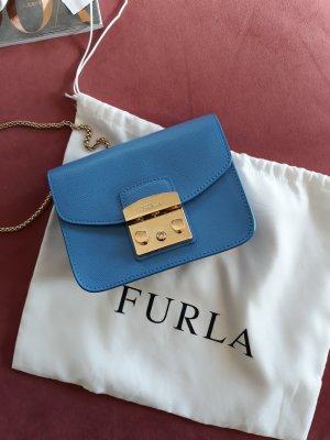 Furla Mini Bag cornflower blue