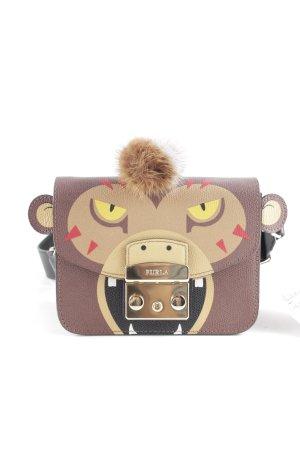 Furla Mini Bag allover print street-fashion look
