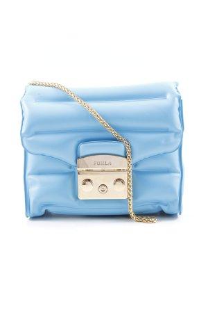Furla Minitasche hellblau extravaganter Stil