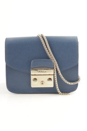 "Furla Minibolso ""Metropolis Mini Crossbody Blu Cobalto"" azul aciano"