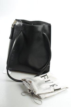 Furla Minitasche schwarz klassischer Stil