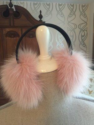 Furla Paraorecchie rosa pallido