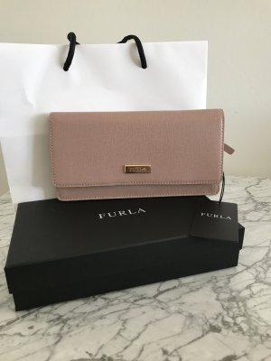 Furla Wallet dusky pink-pink