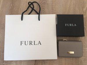 Furla Portemonnaie Classic S Credit in Sabbia Neu und Unbenutzt