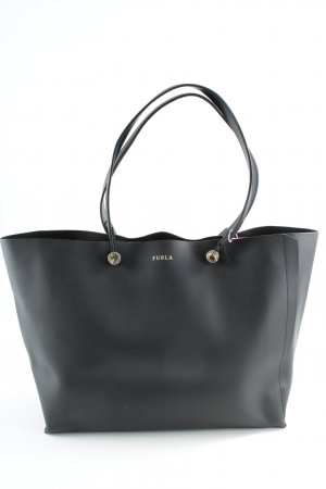 Furla Shopper Blumenmuster Casual-Look