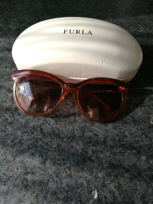 Furla Sunglasses bronze-colored