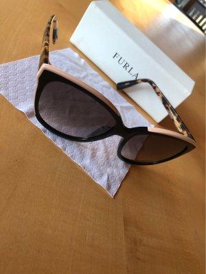 Furla Oval Sunglasses multicolored