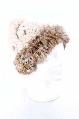 Furla Knitted Hat multicolored casual look