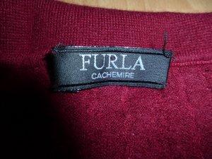 Furla T-Shirt aus Seide und Kaschmir