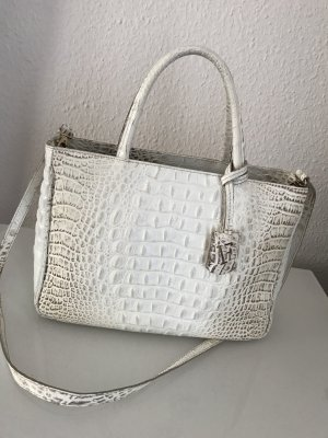 Furla Frame Bag white-cream