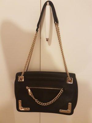 Furla Pochette black leather