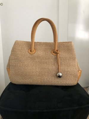 Furla Bag cognac-coloured leather