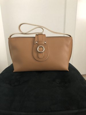 Furla Bag cognac-coloured