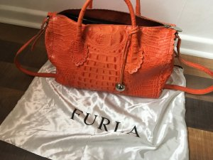 Furla Tasche Futura Bauletto in Orange