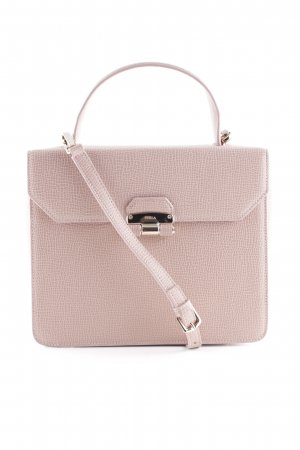 "Furla Tote ""Chiara Top Handle Tote Bag Small Moonstone"" dusky pink"