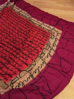 Furla Tuch/Schal in warmen Tönen