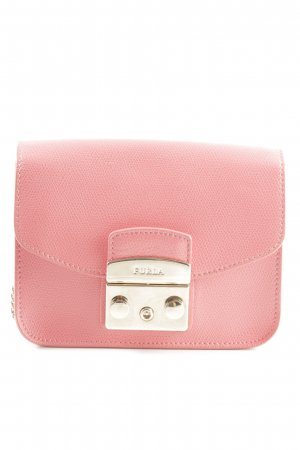 Furla Umhängetasche pink Casual-Look
