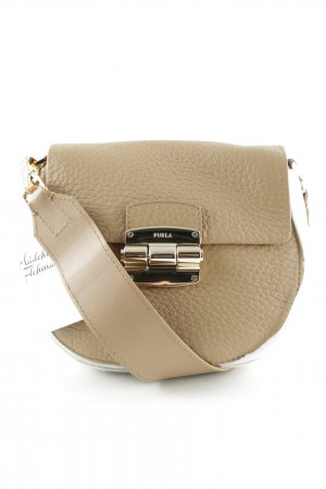 "Furla Borsa a spalla ""Club Mini Crossbody Cappucino"""
