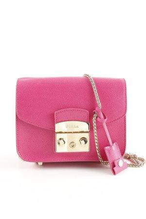 Furla Crossbody bag pink casual look