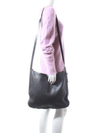 Furla Umhängetasche schwarz minimalistischer Stil