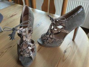Furla Wildleder-Sandalette