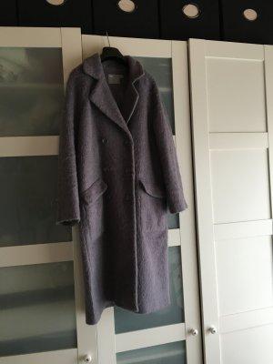 Asos Cappotto viola-grigio