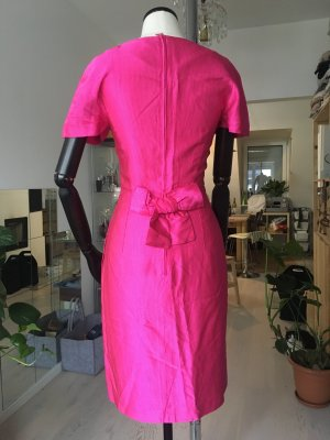beclaimed vintage Dress pink-neon pink