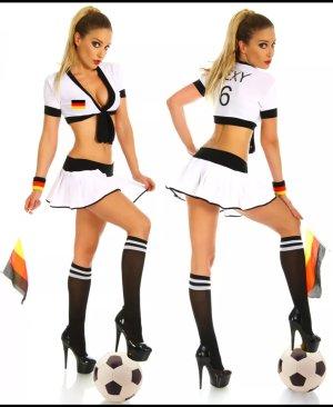 fussball schiri soccer Kostüm Halloween Karneval