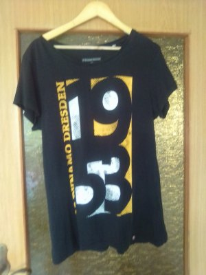 Sports Shirt black-yellow
