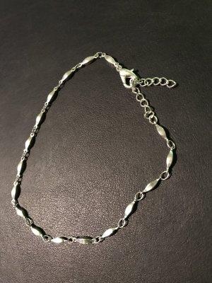 Fusskette aus Silber
