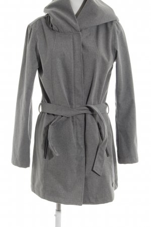 G.i.g.a. dx Hooded Coat grey flecked athletic style