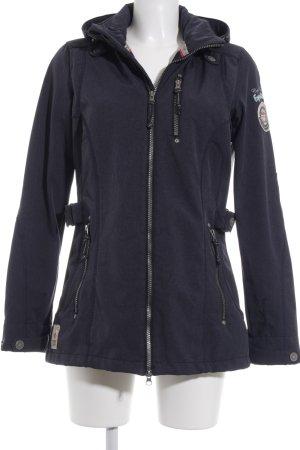 G.i.g.a. dx Outdoor Jacket dark blue-beige casual look