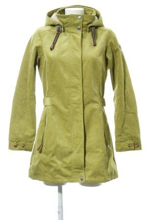 G.i.g.a. dx Übergangsmantel grasgrün-beige Casual-Look