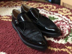 Low Shoes black