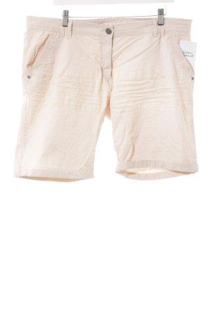 G!na Shorts creme Webmuster Casual-Look