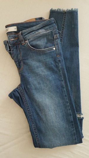g perfect jeans Boyfriend Trousers blue-steel blue