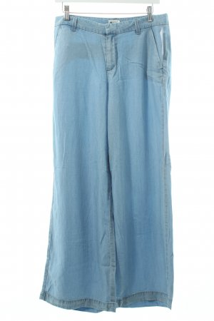 g perfect jeans Marlenehose himmelblau Jeans-Optik