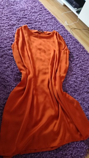 g. sel Kleid orange l neuwertig