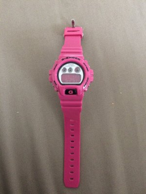 G-Shock Uhr in Pink/Casio / Must have