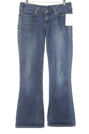 G-Star 3/4 Jeans dunkelblau-blau Casual-Look