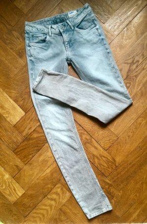 G-STAR 3301 Skinny Pant comfort force denim - Jeans für Damen in grau