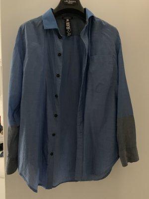 G-Star Long Sleeve Shirt azure-grey