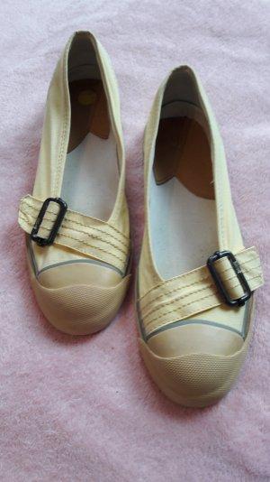 G- Star Ballerina Slipper gelb Gr. 41
