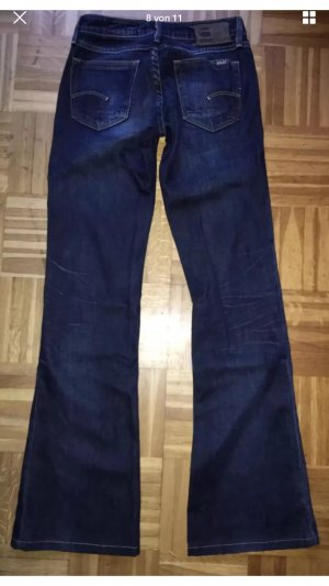 G Star Bell Cut 25/32 32 34 Bootcut Jeans Stretch
